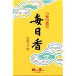 日本香堂 毎日香大型バラ × 5 点セット