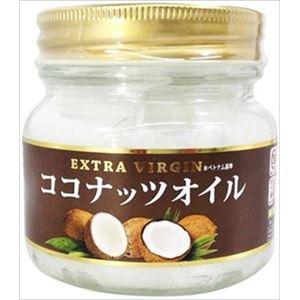 【ケース販売】 三和通商 エキストラバージンココナッツオイル200G × 24 点セット
