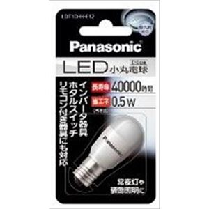 【ケース販売】 パナソニック LED電球 小丸電球タイプLDT1DHE12 × 200 点セット