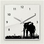MYCLO壁掛け時計「サファリ02」