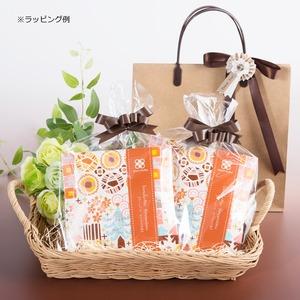 洋風豆菓子と紅茶のプチギフト キャトルクローバー ティラミス味 12個セット〔(豆菓子40g・紅茶2g)×12個〕 - 拡大画像
