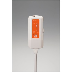 フットウォーマー/電気足温器 【幅35cm×高さ115cm×奥行35cm】 キルティング加工 電磁波カット機能付き