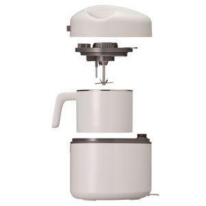 スープメーカー/キッチン家電 【カッター回転音:静音設計】 自動調理 LEDインジケーター・レシピブック付き 『スープリーズQ』