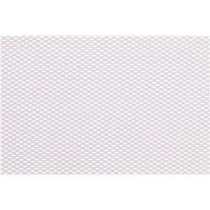 高反発マットレス/寝具 【シングルサイズ ホワイト】 三つ折り 洗える 『キュービックボディプレミアム』