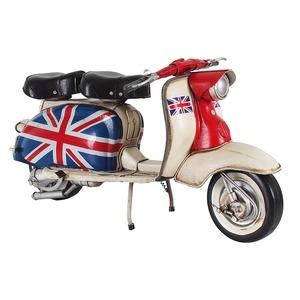 ブリキのおもちゃ B-バイク02