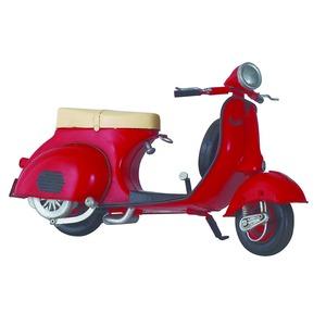 ブリキのおもちゃ置き物【バイク07】材質:鉄〔インテリアグッズディスプレイ雑貨〕