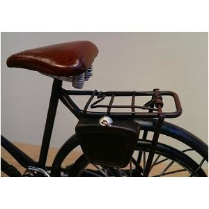 ブリキのおもちゃ 置き物 【自転車01】 材質...の紹介画像2