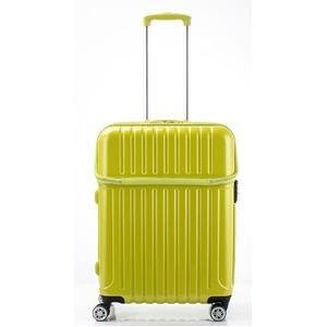 トップオープン スーツケース/キャリーバッグ ...の紹介画像3