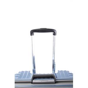 トラベリスト ストロークII Lサイズ 76-20244 ブルーシルバーヘアライン