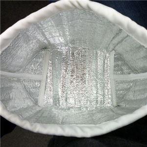 【3個セット】 お弁当袋/簡易保冷バッグ 【オニギリ】 幅25.5cm 『オカズキンチャク』