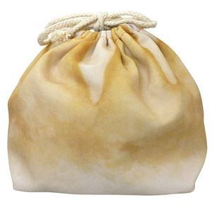 【3個セット】 お弁当袋/簡易保冷バッグ 【パン】 幅25.5cm 『オカズキンチャク』