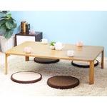 テーブル IW-1275B本体:幅1200×奥行70×高さ320mm