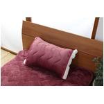 なめらか枕パッド フリーサイズ ピンク