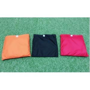 ビオラ用レインカバー(四角型 オブロング型用)【赤、黒、オレンジ各1個計3個セット】