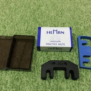 HEMAN  チェロ用ミュートPM-02