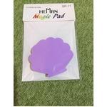 バイオリン用肩当て Magic Pad マジックパッド(紫)