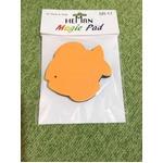 バイオリン用肩当て Magic Pad マジックパッド(オレンジ)