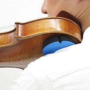 バイオリン用肩当て Magic Pad マジックパッド(赤)