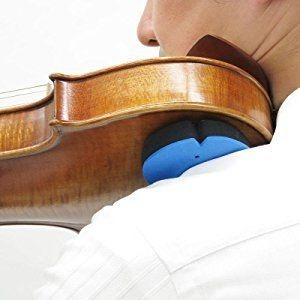 バイオリン用肩当て Magic Pad マジックパッド(黒、小)