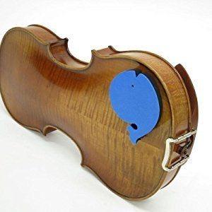 バイオリン用肩当て Magic Pad マジックパッド(黒、大)