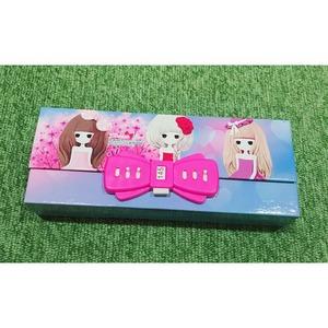 筆箱 お人形組