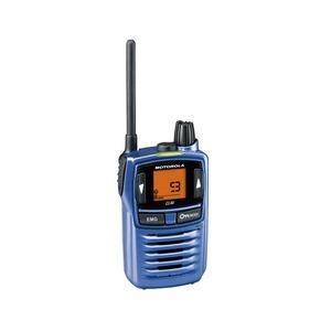モトローラ CL40 ブルー 特定小電力トランシーバー IP57防水 免許資格不要