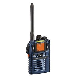 モトローラ CL120A ネイビー 特定小電力トランシーバー IP67防水 免許資格不要