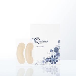 製薬会社が開発 クオニス ダーマフィラー 4セット入り マイクロニードルで肌に直接ヒアルロン酸注入