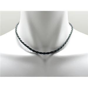 本皮革ネックレス・幅約4mm・長さ40cmZZPLE-003x400x
