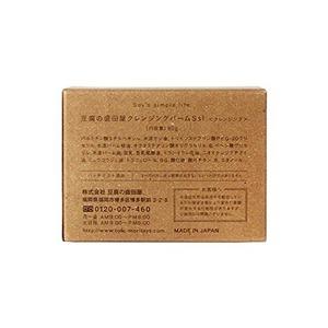豆腐の盛田屋 Soy's simple life 生豆乳クレンジングバーム 80g