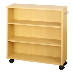 オープンラック 木製 収納ラック おしゃれ マルチラック ラック シェルフ クローゼット 押入れ 書棚 収納 幅63×奥行17×高さ64cm ナチュラル