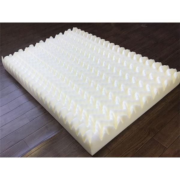 波で支える体圧分散敷き布団(3つ折りタイプ)