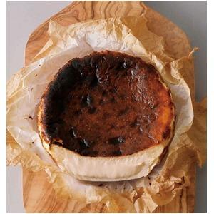北海道焦がし濃厚バスクチーズケーキ/スイーツ【3個セット】4号(φ12cm)×3個冷凍保存