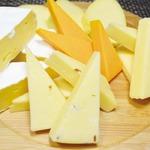 北海道オリジナル ナチュラルチーズセット 【5種セット】 冷蔵40日 日本製 〔ご家庭用 贈りもの パーティー〕