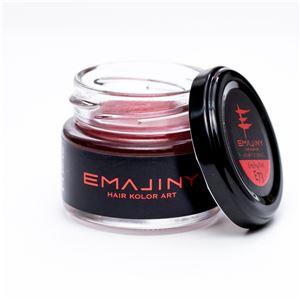 EMAJINY ヘアカラーワックス Emajiny Red E73