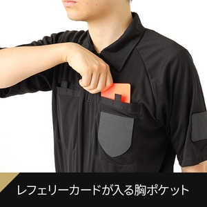 【4着セット】 rioh サッカー審判服 M ...の紹介画像3