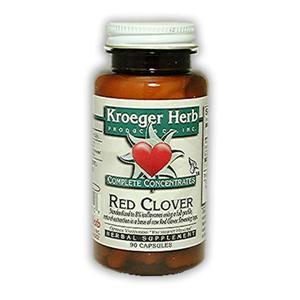 Kroeger Herb レッドクローバーエキス 画像1