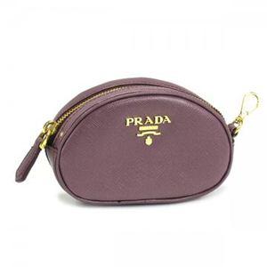 Prada(プラダ) 小銭入れ SAFFIANO METAL ORO 1M1213 590 ネイビー/ピンク H7×W13×D3 - 拡大画像