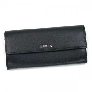 Furla(フルラ) 長財布  PJ78 O60 ブラック H9.5×W19.5×D3