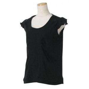 SEE BY CHLOE(シーバイクロエ) レディースTシャツ  495801 C74 ブラック L56 S7 W44 SH36.5