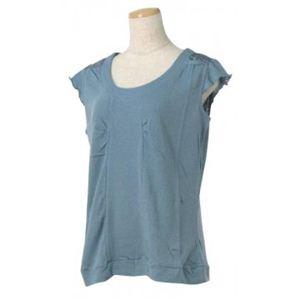 SEE BY CHLOE(シーバイクロエ) レディースTシャツ  495801 X98 ブルー L56 S7 W44 SH36.5