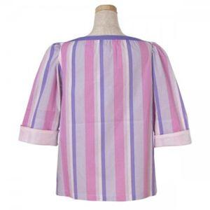 SEE BY CHLOE(シーバイクロエ) レディースシャツ  C69780 113 ピンク L52 S36 W44 SH34