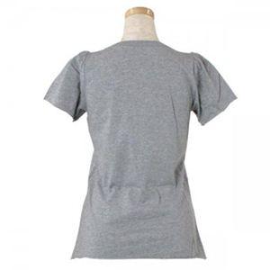SEE BY CHLOE(シーバイクロエ) レディースTシャツ  464209 B588 グレー L55.5 S17 W41.5 SH28
