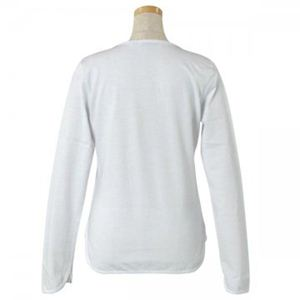 SEE BY CHLOE(シーバイクロエ) レディースTシャツ  466535 A00 ホワイト L59.5 S61 W45 SH36