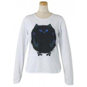 SEE BY CHLOE(シーバイクロエ) レディースTシャツ  466535 A00 ホワイト L60.5 S63 W47 SH38