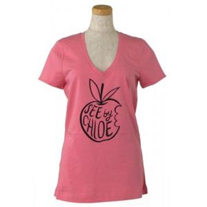 SEE BY CHLOE(シーバイクロエ) レディースTシャツ  4A2203 N40 ピンク