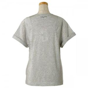 SEE BY CHLOE(シーバイクロエ) レディースTシャツ  4A2305 B588 グレー