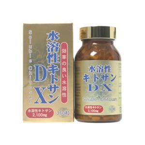 ユウキ製薬 水溶性 キトサン DX 360粒 画像1
