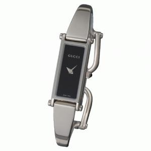 GUCCI(グッチ) レディースウォッチ 1500SS R BK(ブラック文字盤) - 拡大画像