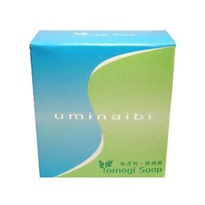 ウミナイビ洗顔石鹸(ヨモギソープ) - 拡大画像